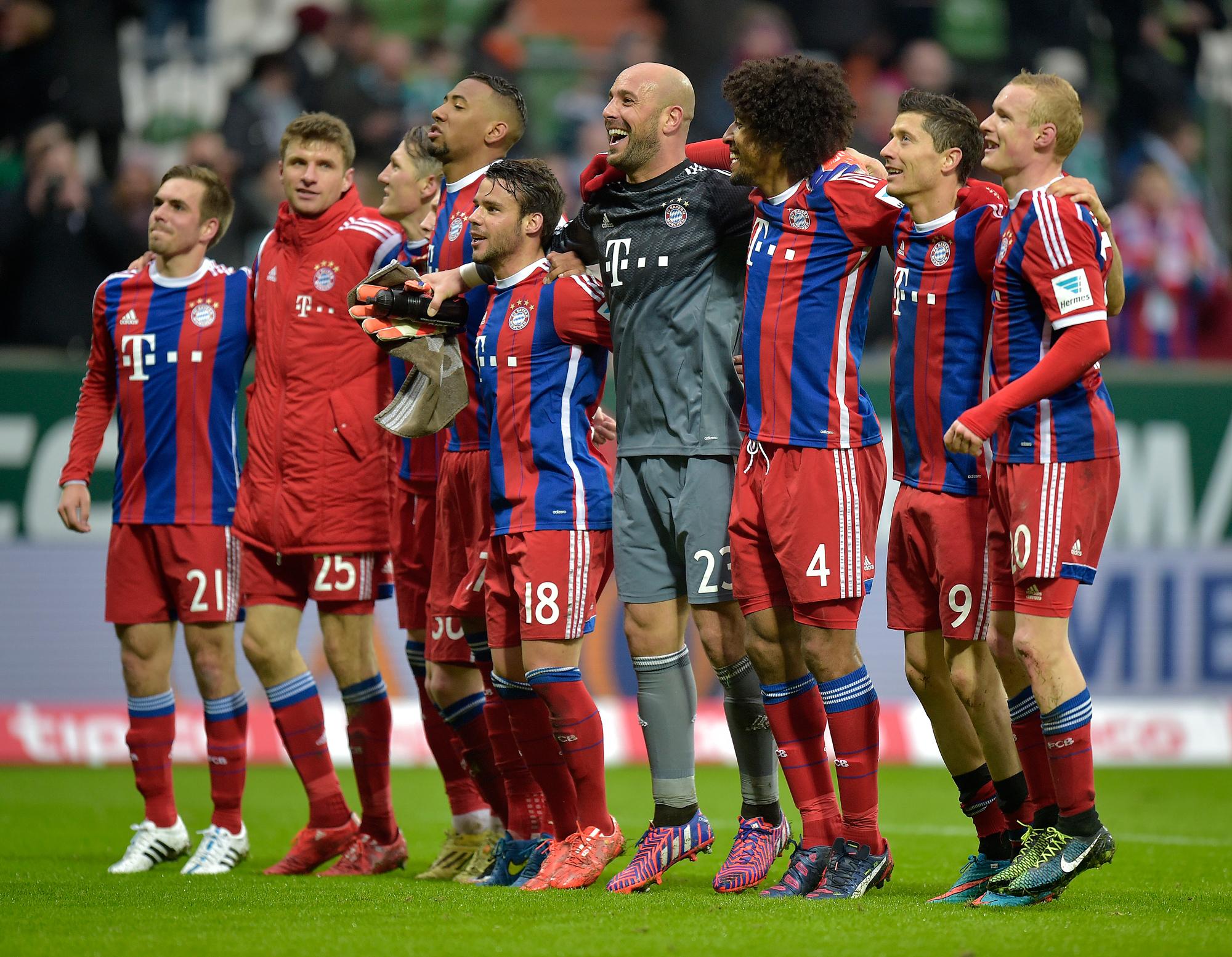 Casas de apostas apontam Bayern como favorito ao título da Champions d651ae2497fb2
