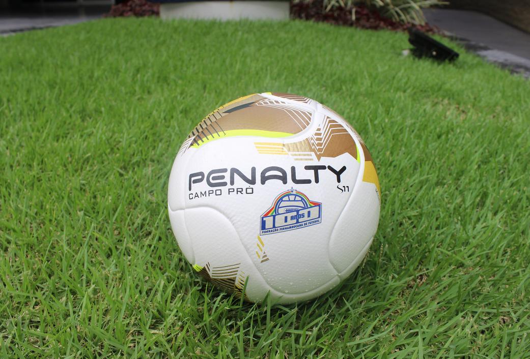 5456e7100c FPF-PE divulga nova bola que será usada nas finais do Pernambucano