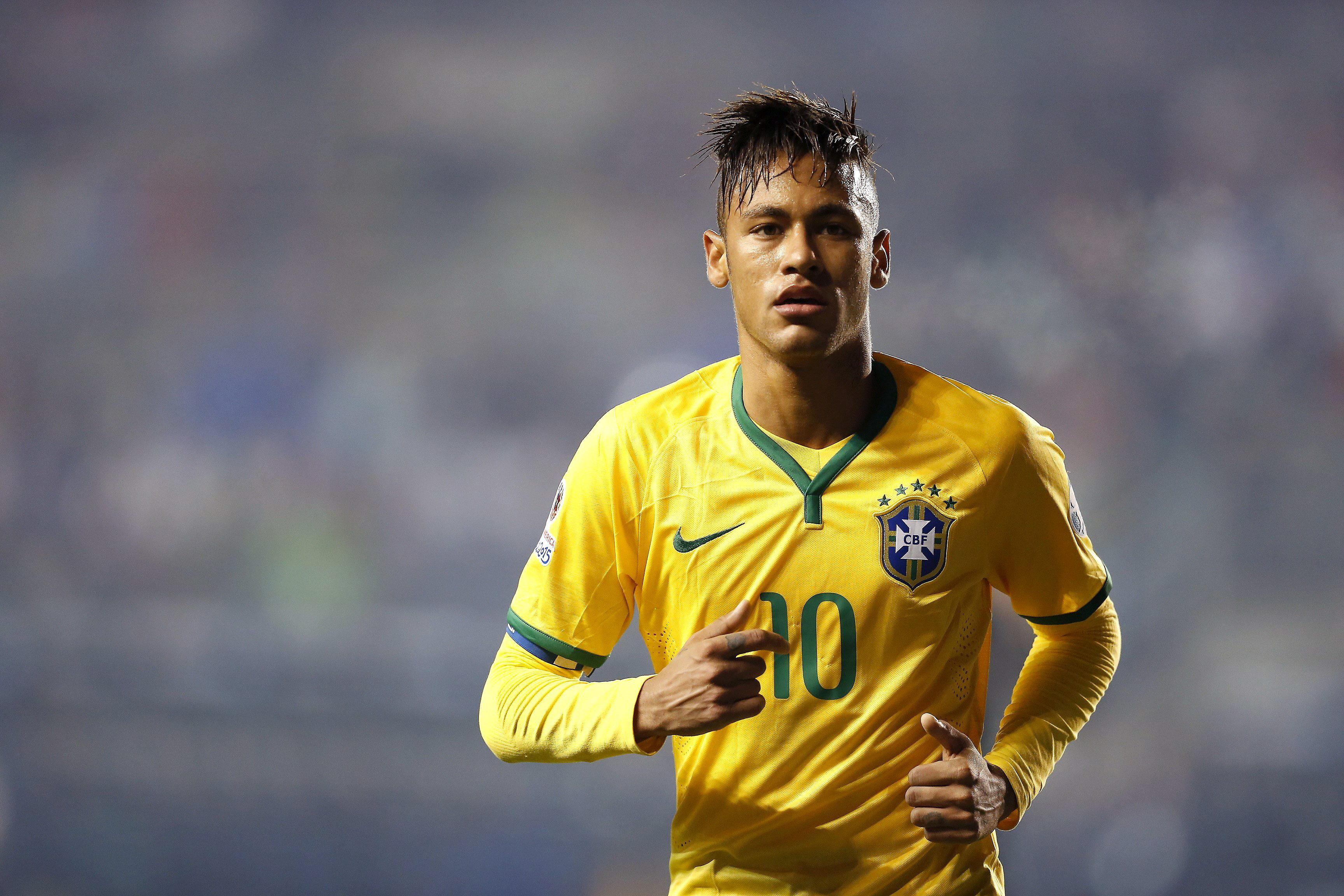Capita revela preferência por Neymar na Olimpíada