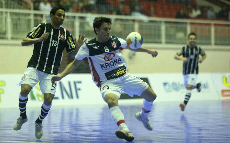 e85b4b3908 Corinthians empata com o Joinville e fecha a primeira fase na 3ª colocação
