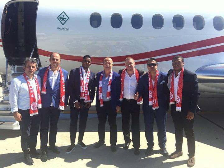 Samuel Eto o vai acumular as funções de treinador e jogador no futebol turco 05f52e9e94638