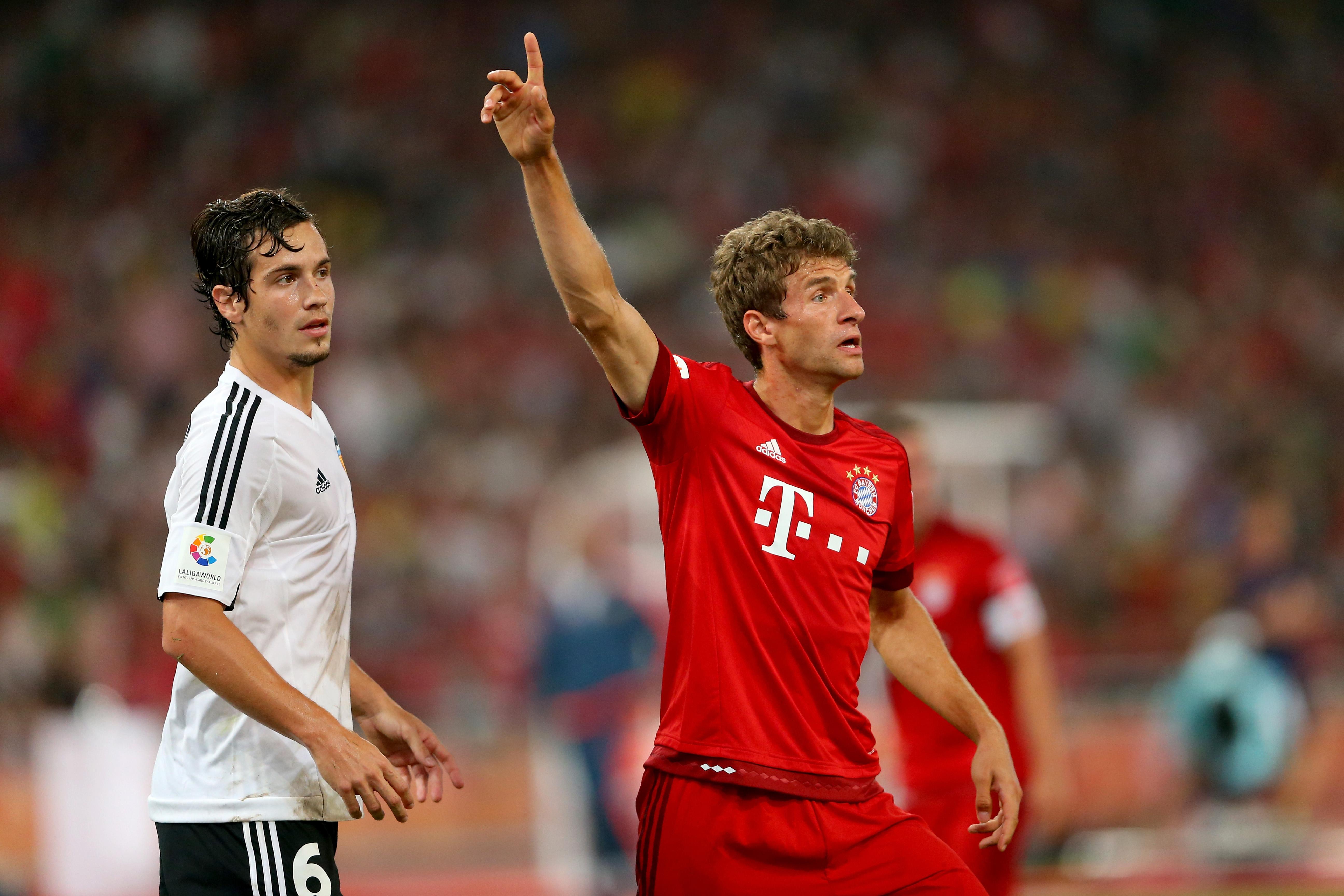 8c6f11302a Müller desbanca Nordtveit e leva o gol mais bonito do futebol internacional