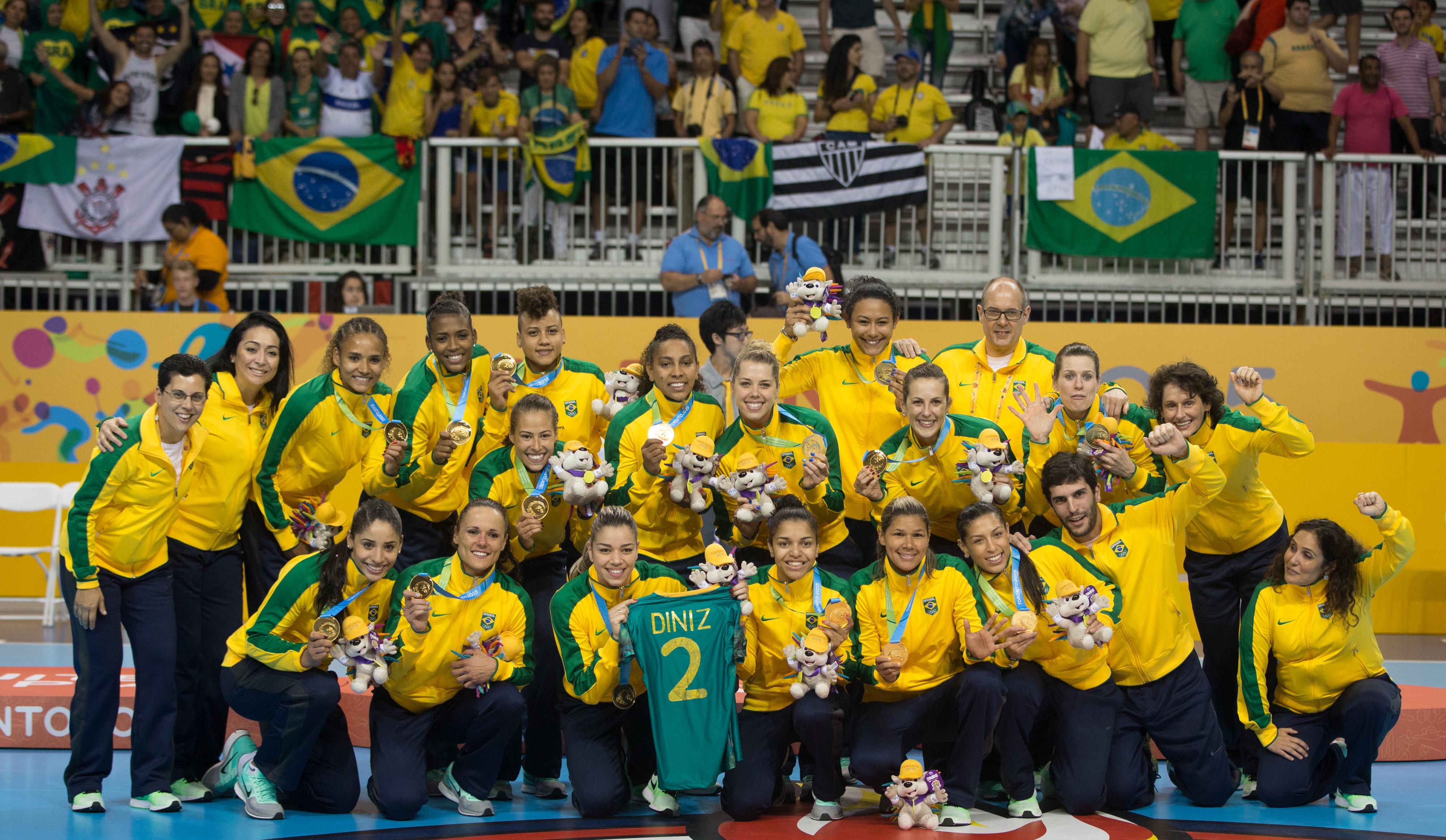 5d24a192d6 Quem é quem  Conheça o elenco do Brasil no Mundial da Dinamarca