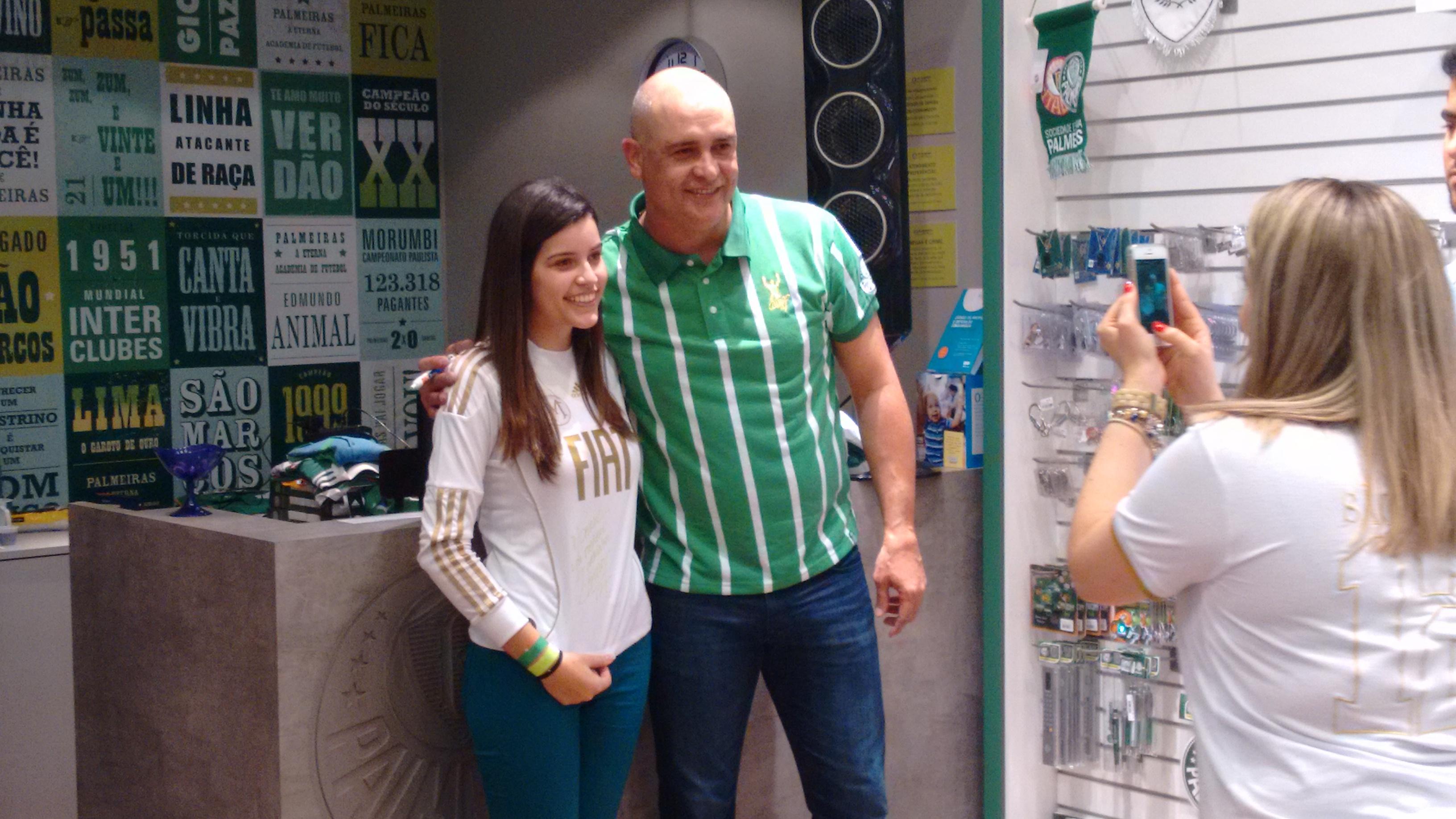 85028c9220 Marcos se anima com Palmeiras e comenta