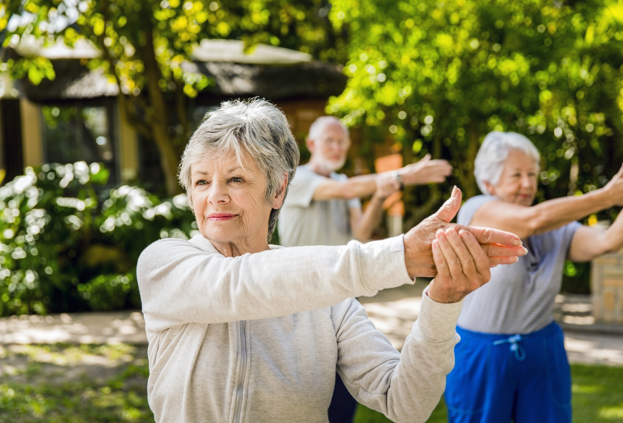 da5f9c1ed Velhice x sedentarismo  a importância da prática de atividade física por  idosos