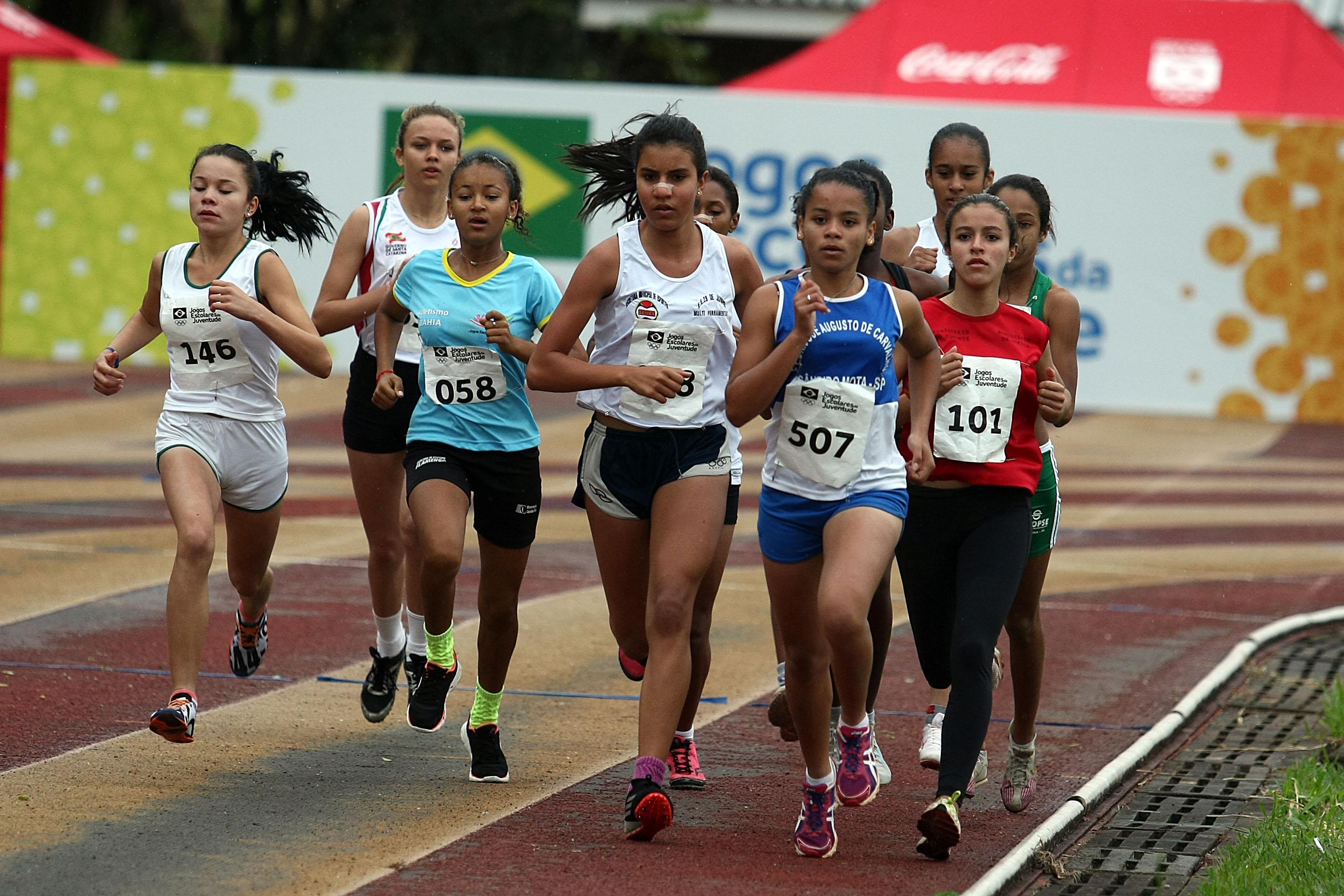 Jovens se reúnem em Fortaleza para os Jogos Escolares da Juventude e2f01ef71448c