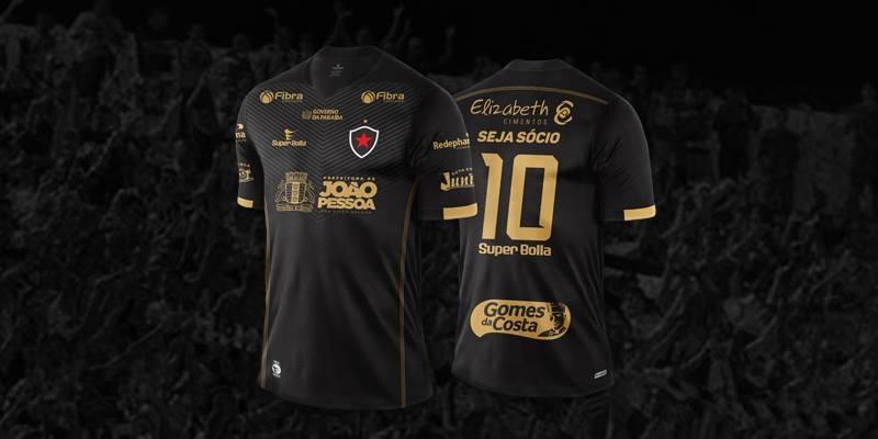 Botafogo-PB lança terceiro uniforme e esgota estoque em apenas três horas 1cea257d12fe5