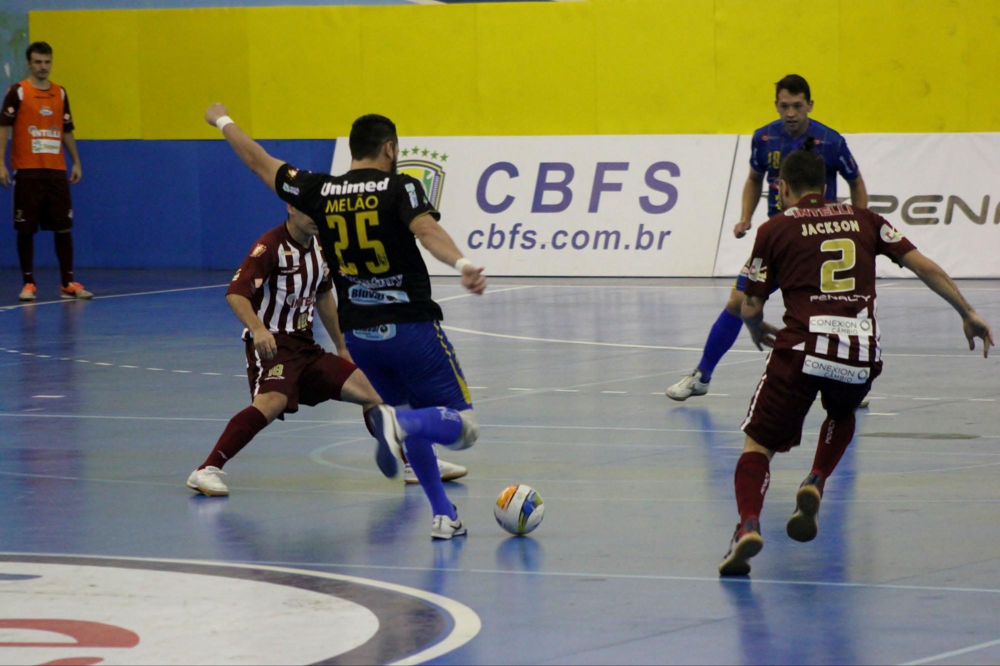 37e30282d6 Semifinais da Copa Paulista de Futsal são definidas  veja confrontos e datas