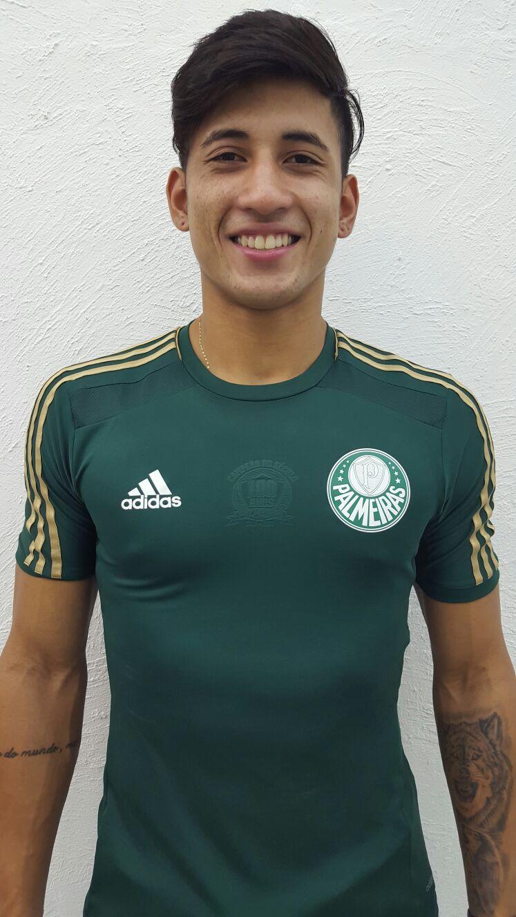 Palmeiras contrata sucessor de Gabriel Jesus na artilharia do sub-17 44357b4cfd1c1