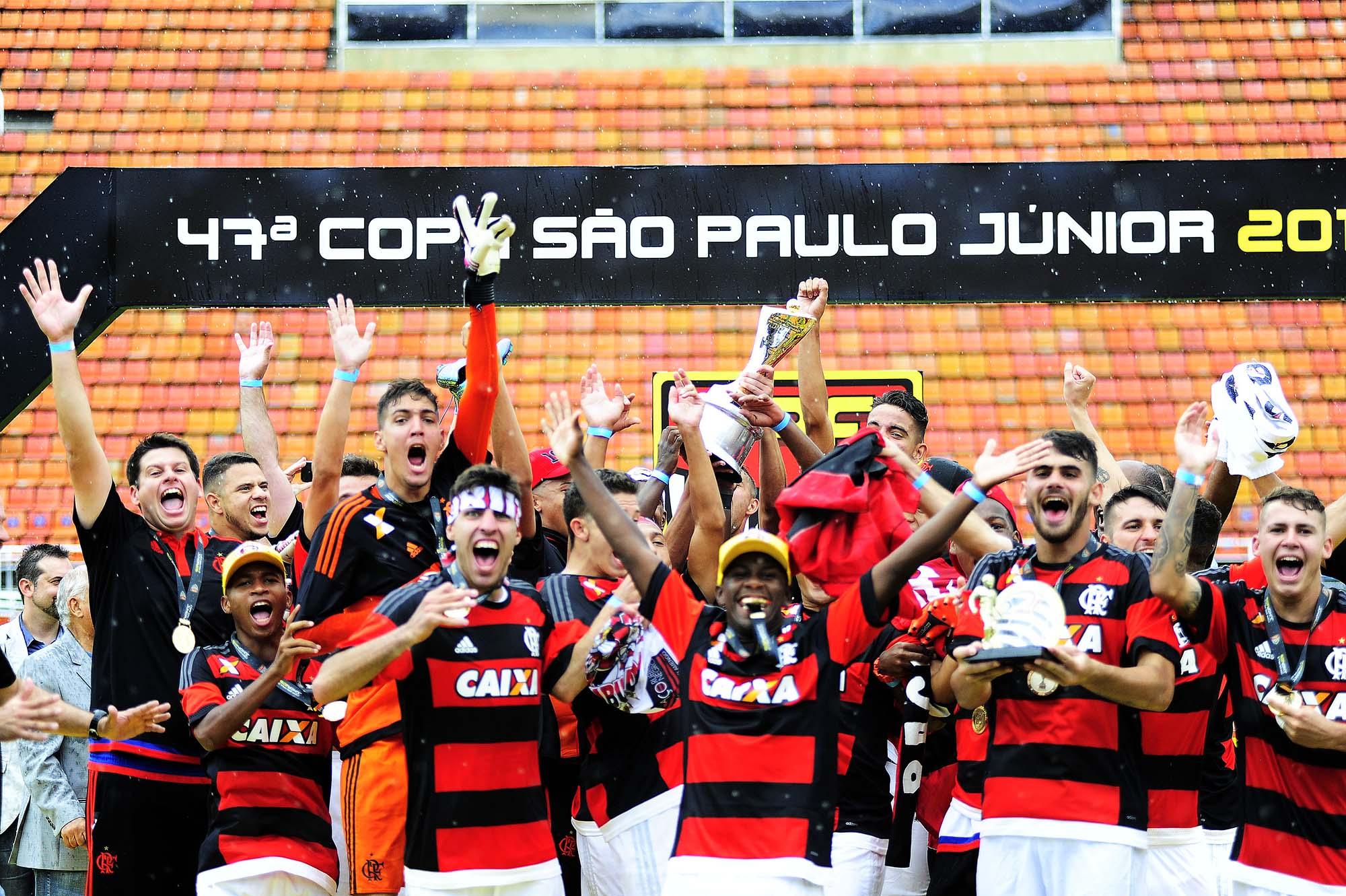 2b0408cd4a Comentaristas do SporTV escolhem a Seleção da Copa SP de Futebol Júnior