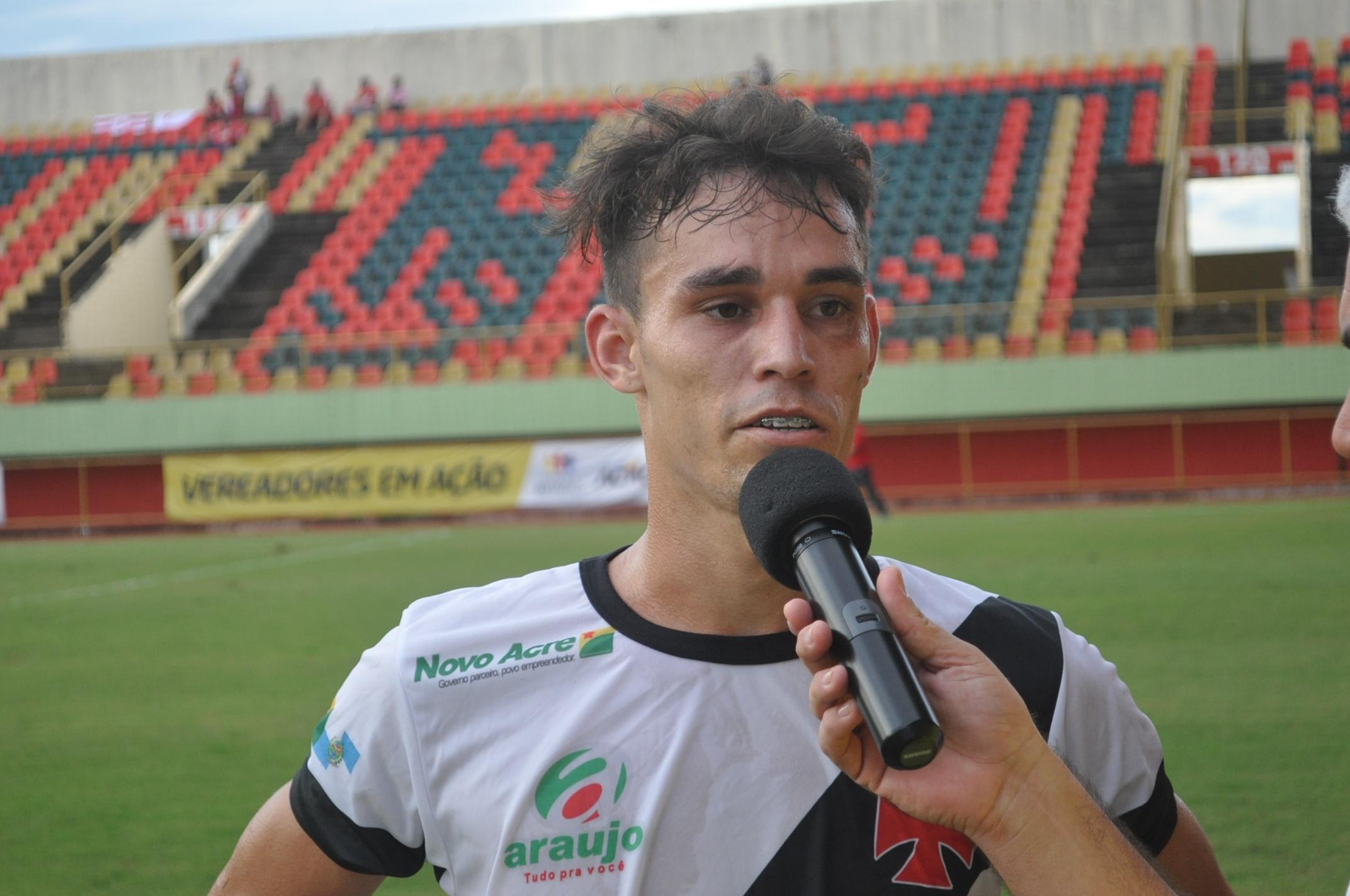 14cea2094f Atlético-AC anuncia contratação do meia Weverton