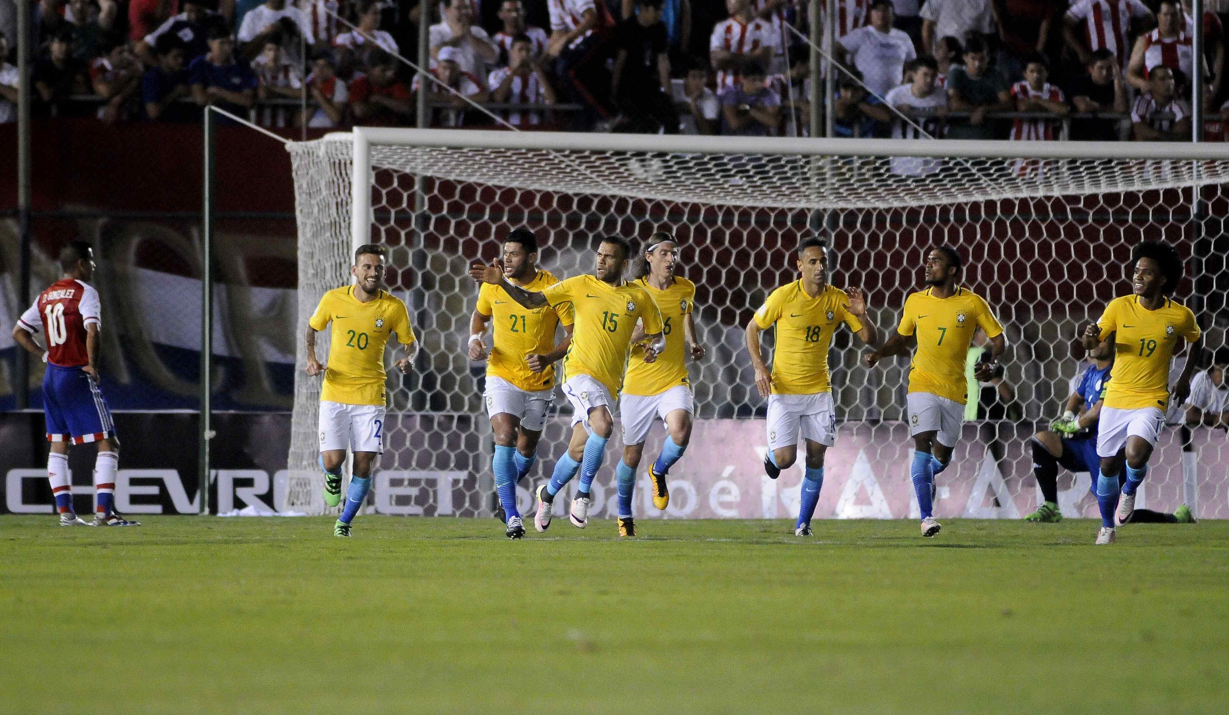 038c2ce4d2 Imprensa paraguaia lamenta empate com sabor de derrota contra o Brasil