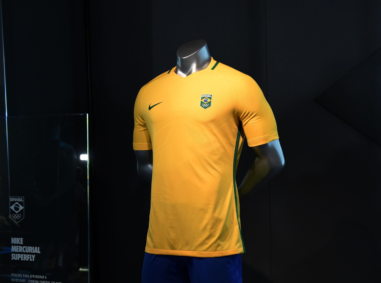 Uniformes do futebol olímpico d1205a39041fa