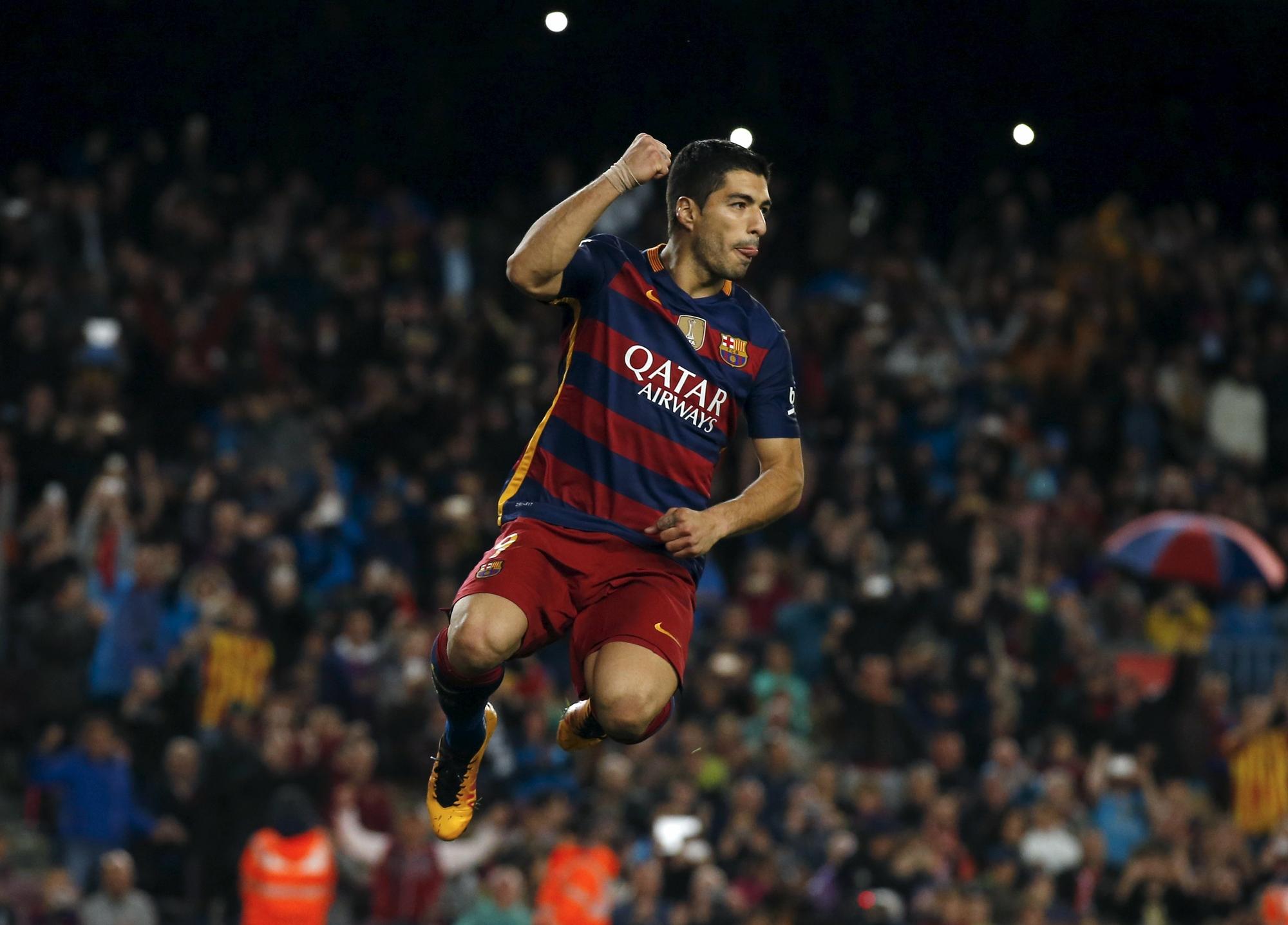 afa74ad70c Melhor do mundo  Suárez supera CR7 e Messi em números nesta temporada