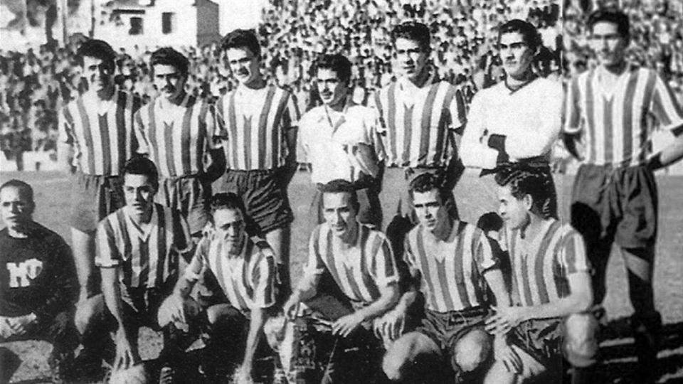 0a26448bffaf4 Camisa Única  quando o México se vestiu de Cruzeiro-RS na Copa de 50