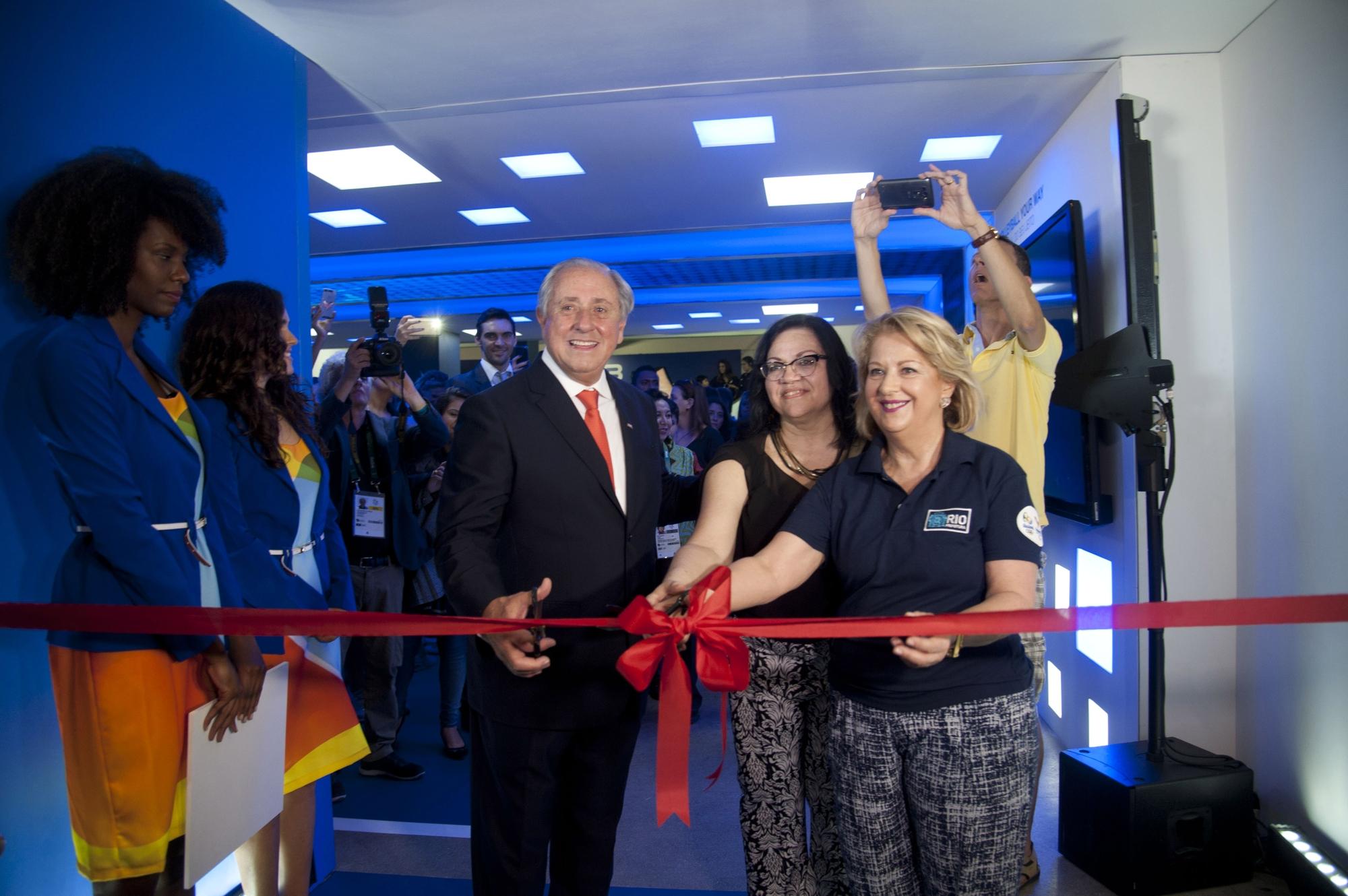 Casa do Vôlei é inaugurada em escola e será atração durante a Rio 2016 ddce258331d34