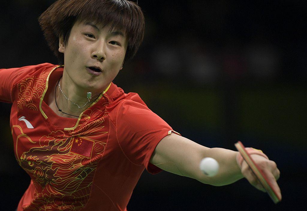 b65225e2b68 Campeã olímpica se surpreende com amor do brasileiro pelo tênis de mesa