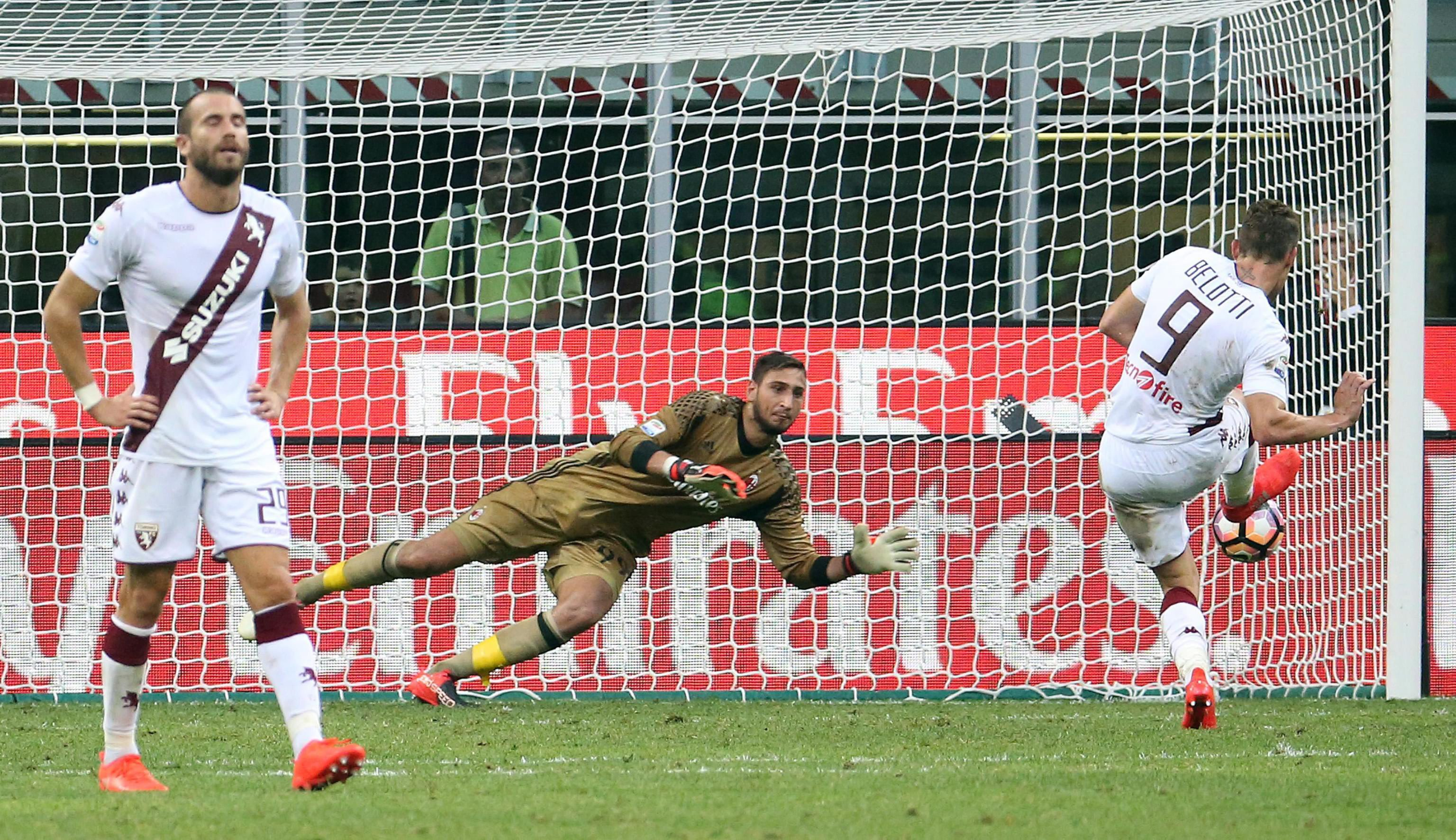 Goleiro do Milan de 17 anos será mais jovem a defender Itália em um século abdf581f844b6