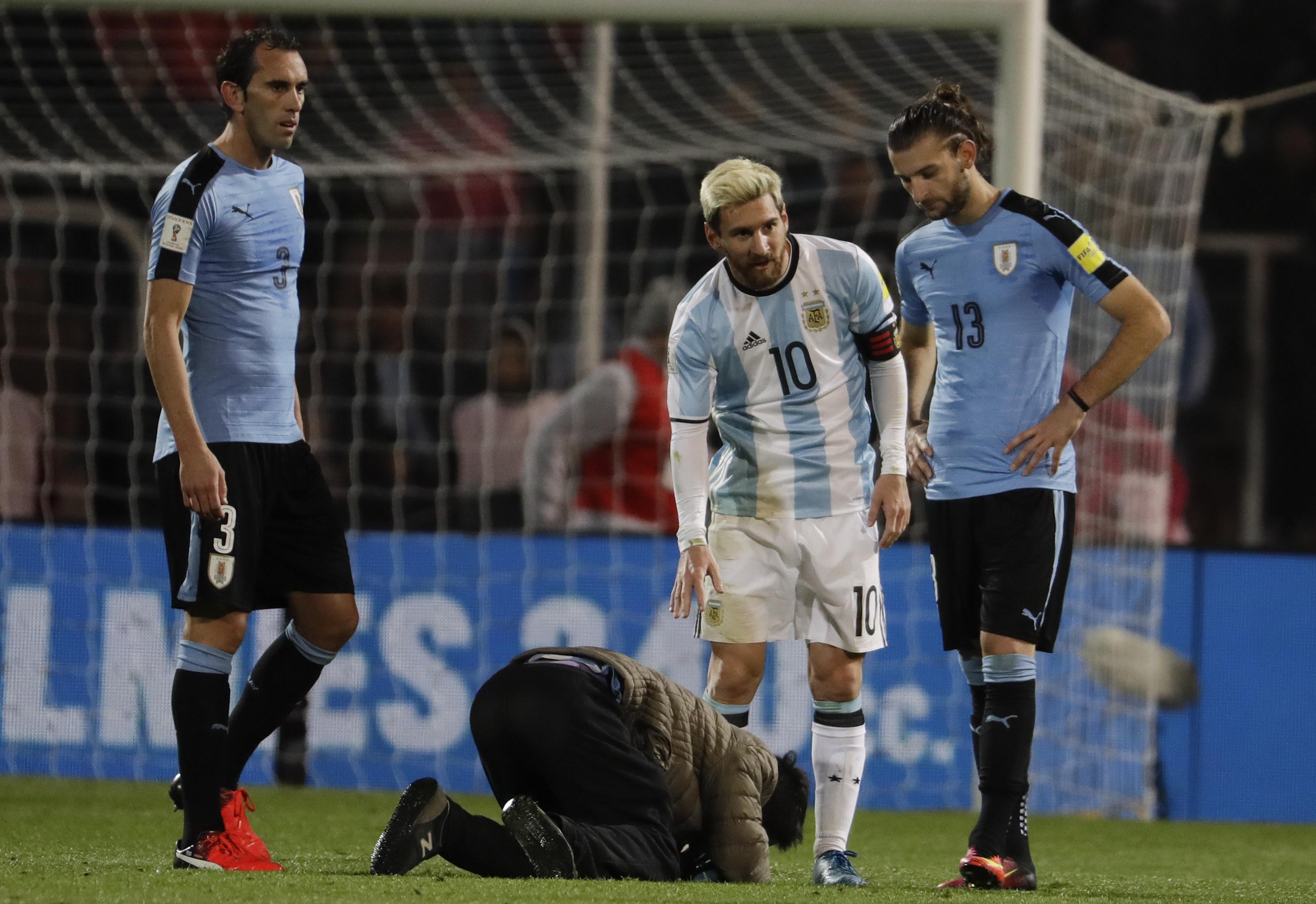 Argentina sofre sem Messi 758a1216080f1