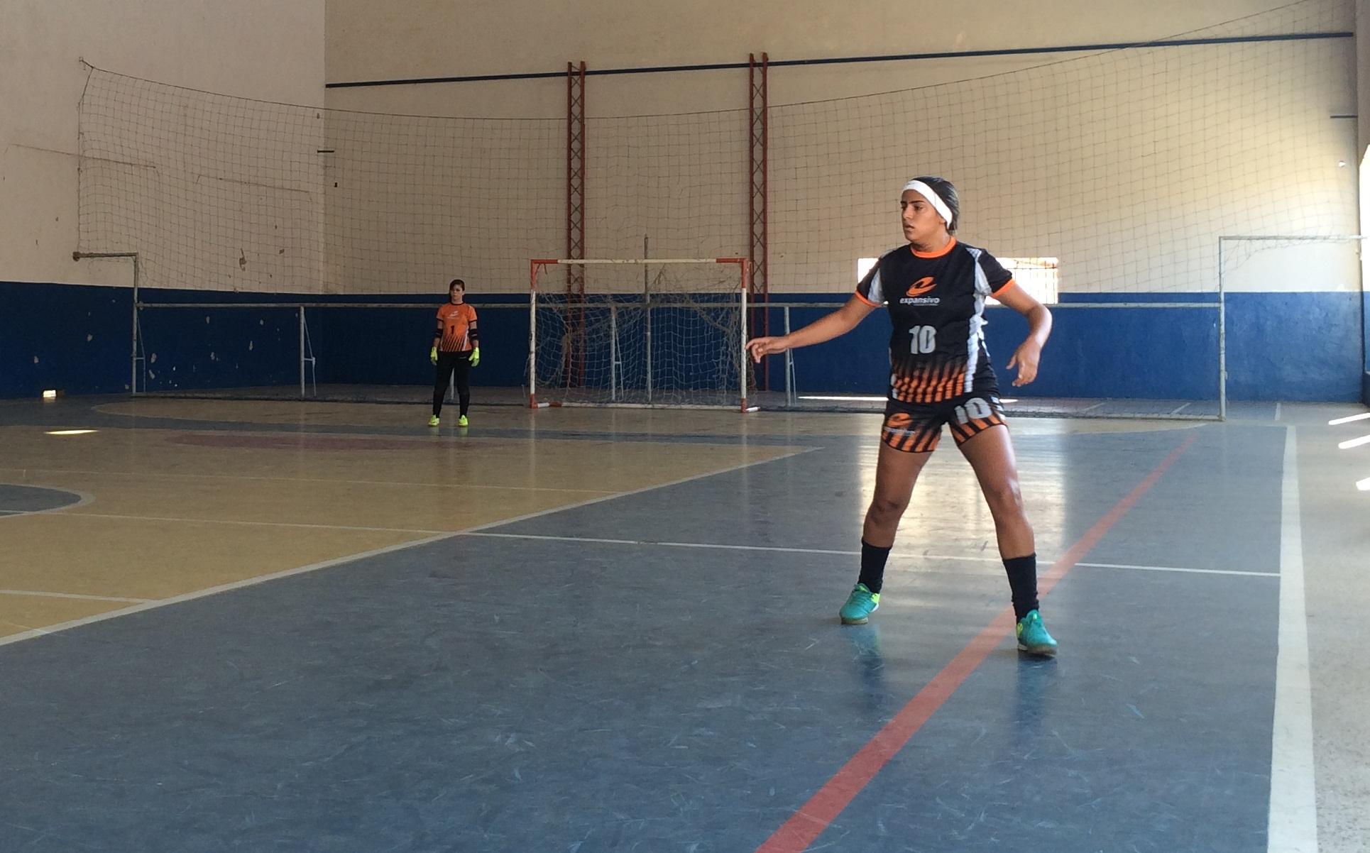 Revelações do RN lutam para construir carreira no futsal feminino 1fd45edfde1b6