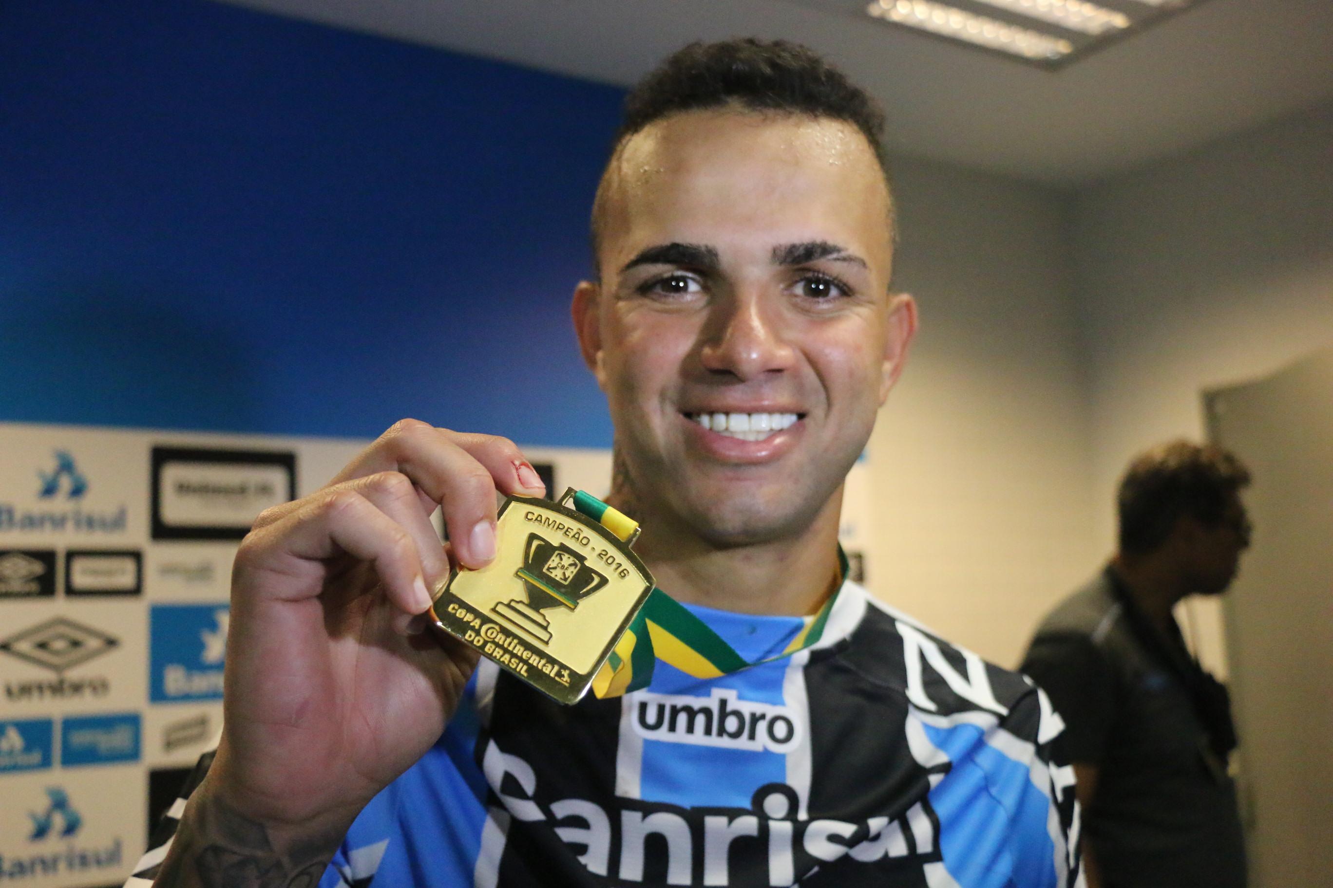 Grêmio atrela reforços para o ataque a vendas  Luan é o