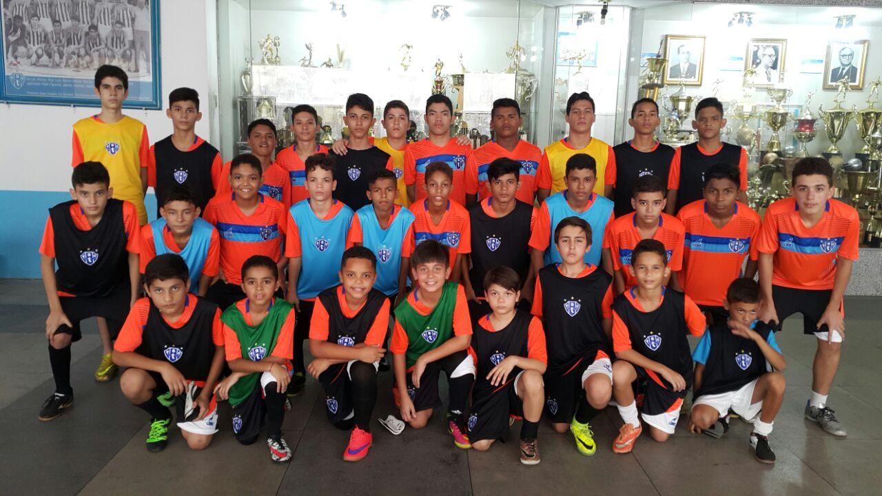 891efbcec1 Paysandu realiza peneirada para as categorias de futsal nesta semana