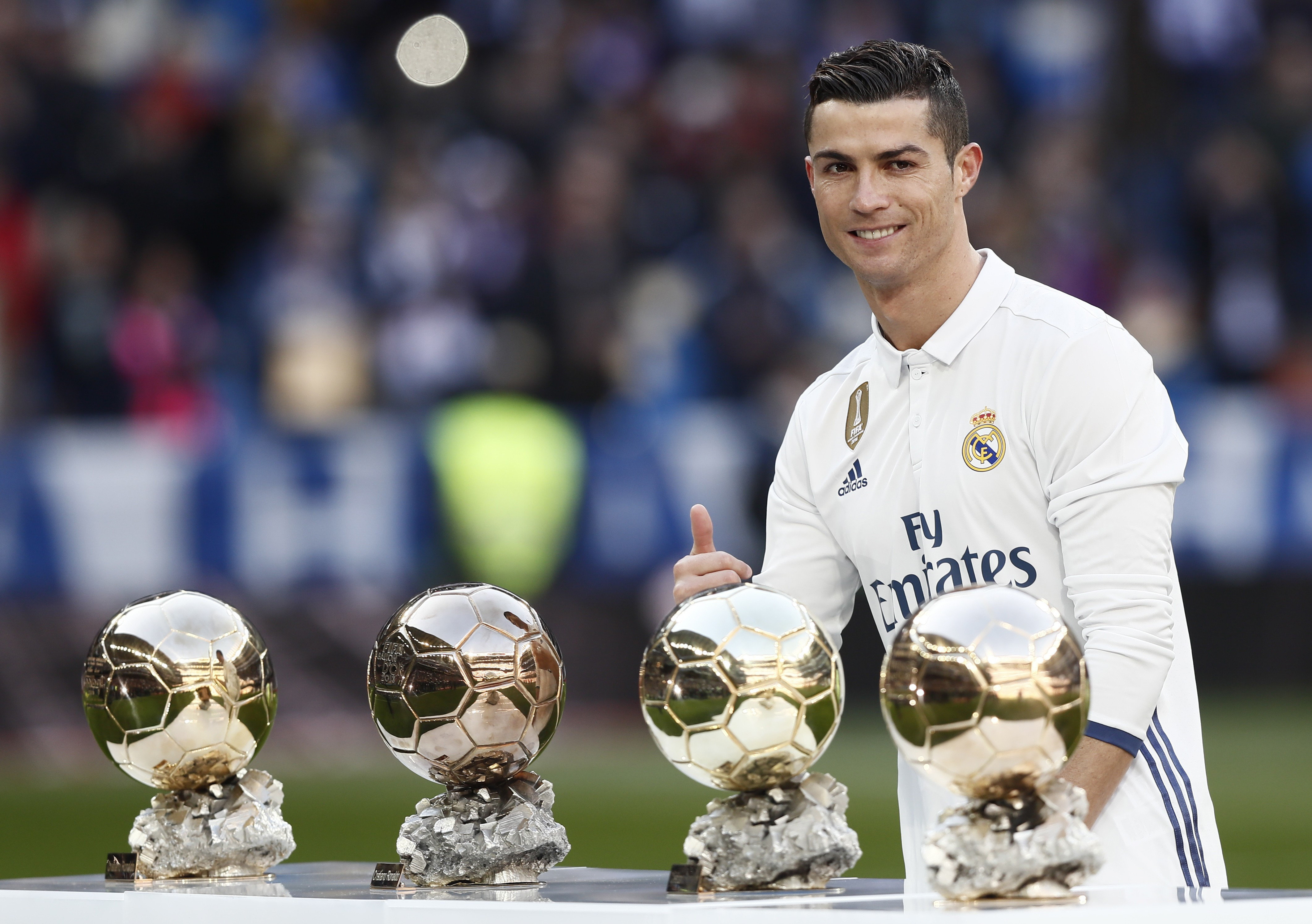 89a34d94e7 Opinião  por que Cristiano Ronaldo não foi o melhor do mundo em 2016