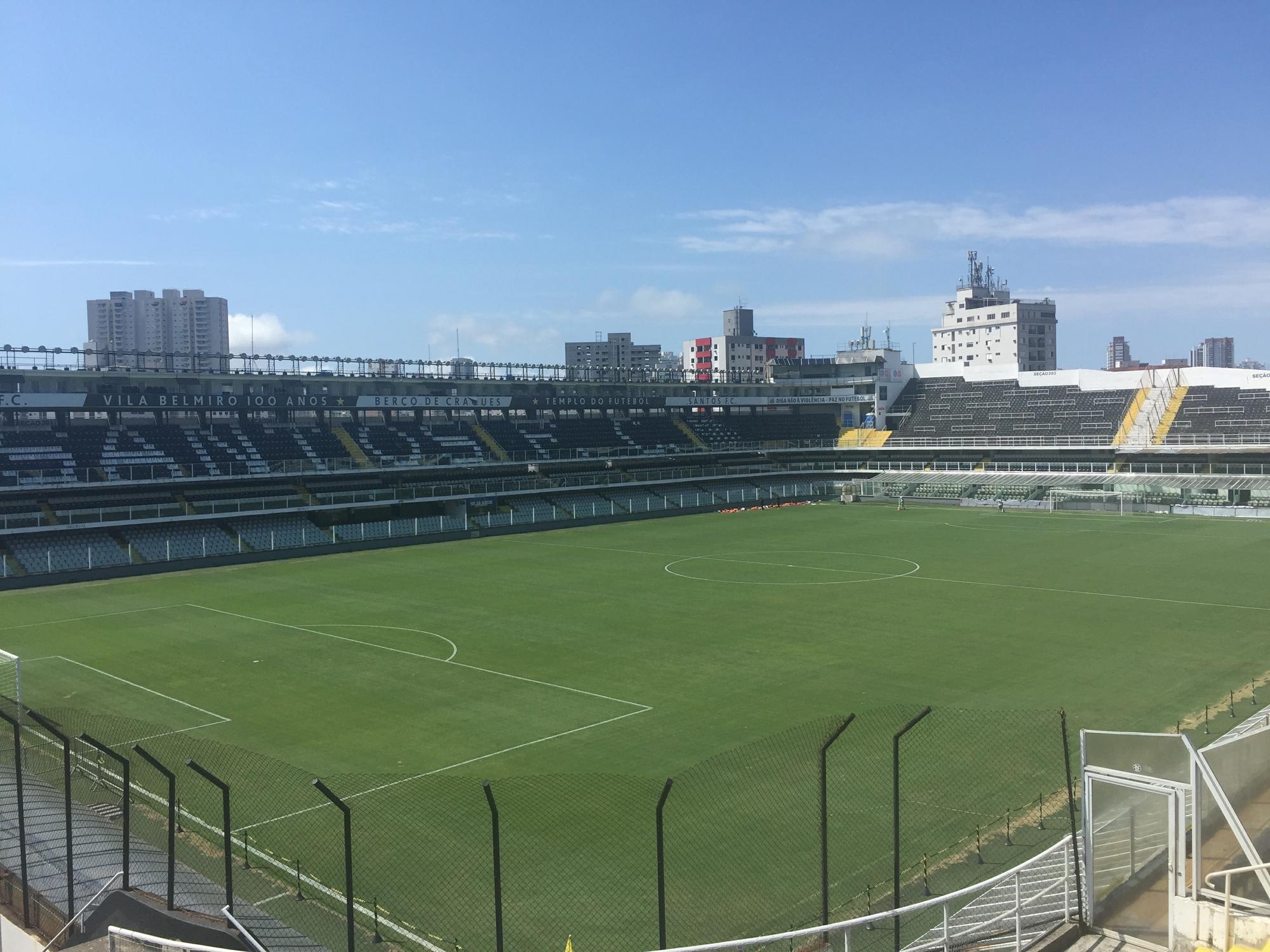 dd31a90a70 Santos aumenta preço de ingressos para clássico contra o São Paulo