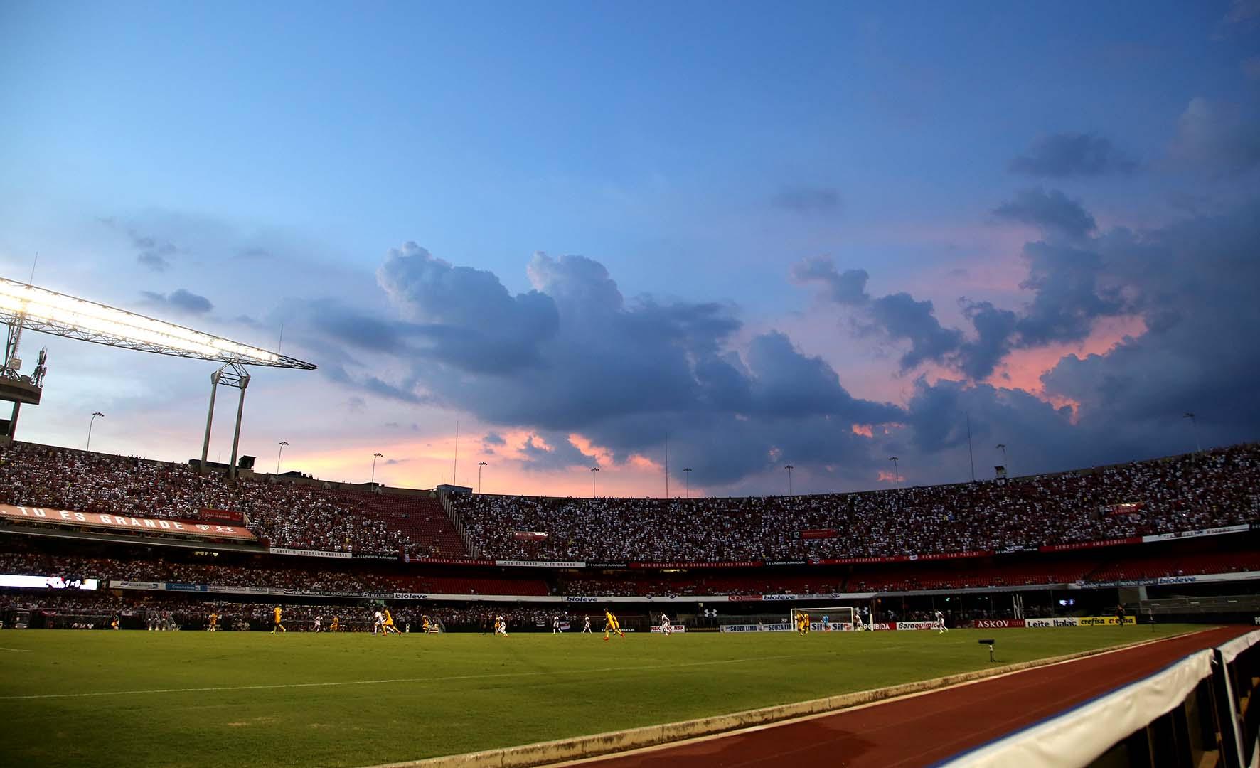 São Paulo x Santo André  ingressos à venda para partida no Morumbi ac3762bb5fc88