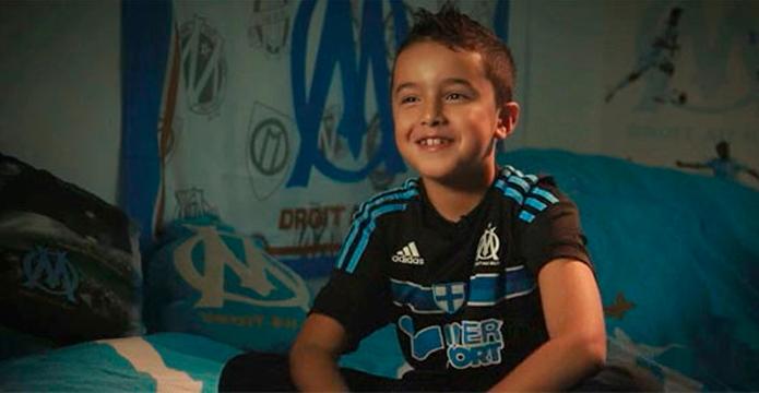 BLOG: Entenda o contexto emocionante por trás da história do garoto que fez o gol no jogo do Olympique de Marseille