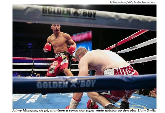 BLOG: Em noite de Munguia, Machado e Guchi também desceram do ringue vitoriosos