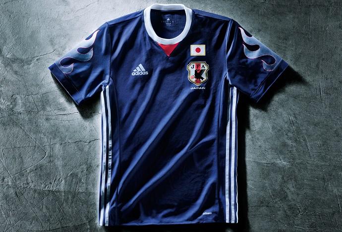 73d1f92113 Japão lança uniforme comemorativo dos 20 anos da 1ª classificação ...