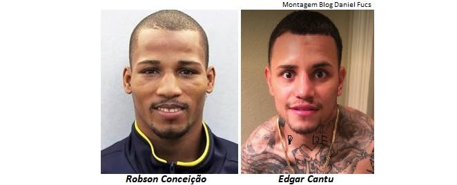 BLOG: Robson Conceição deve lutar em Glendale contra Edgar Cantu