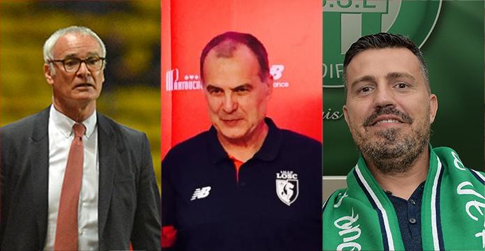 BLOG: [Podcast] Os novos técnicos da Ligue 1