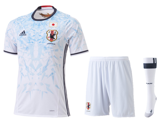 6a5ad1b1ee Japão apresenta novos uniformes