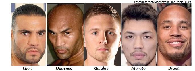 BLOG: Murata, Brant, Quigley, Charr, Oquendo e as trapalhadas da WBA