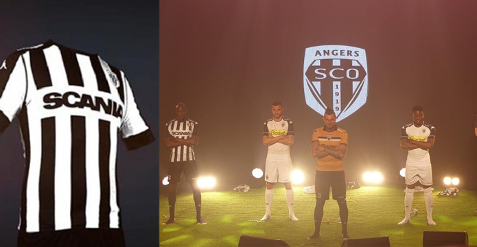 BLOG: Campeonato Francês: uniformes dos 20 times da temporada 2016/17