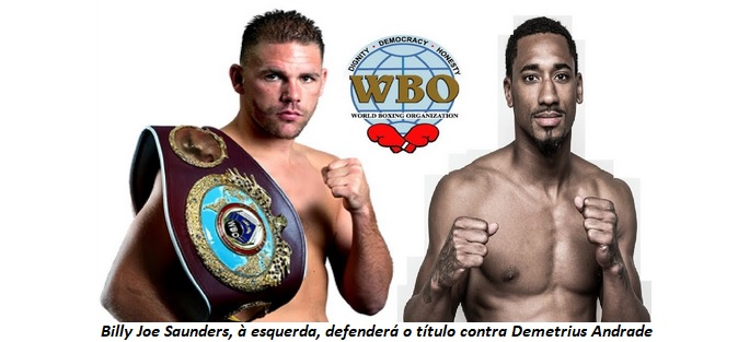 BLOG: Billy Joe Saunders vs Demetrius Andrade está acordada