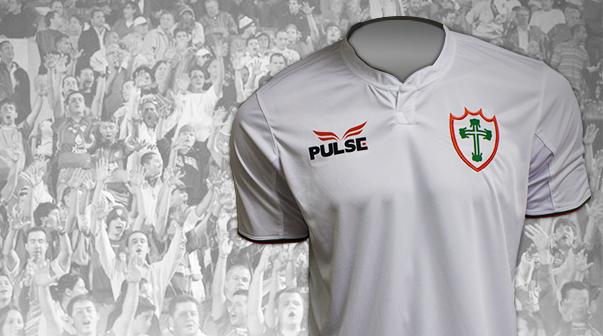 Novas camisas da Lusa estarão a venda a partir do dia 7 de fevereiro ... 2369fc1c69d83