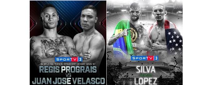 BLOG: Prograis vs Velasco e Willian vs Teofimo serão transmitidas para o Brasil