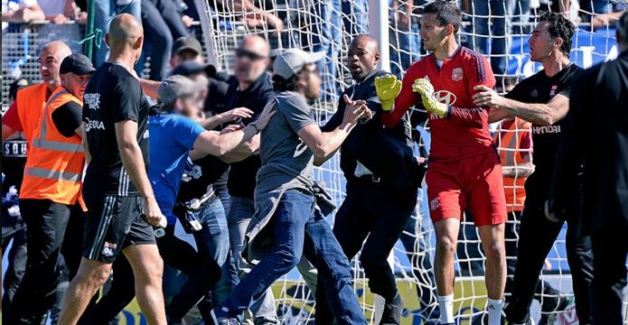 BLOG: [Podcast] Violência nos estádios franceses