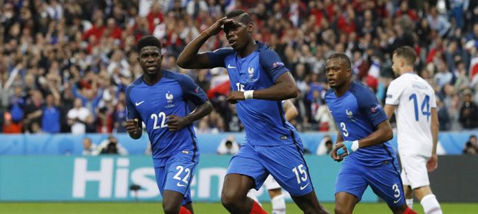 BLOG: A Euro começa agora para a França