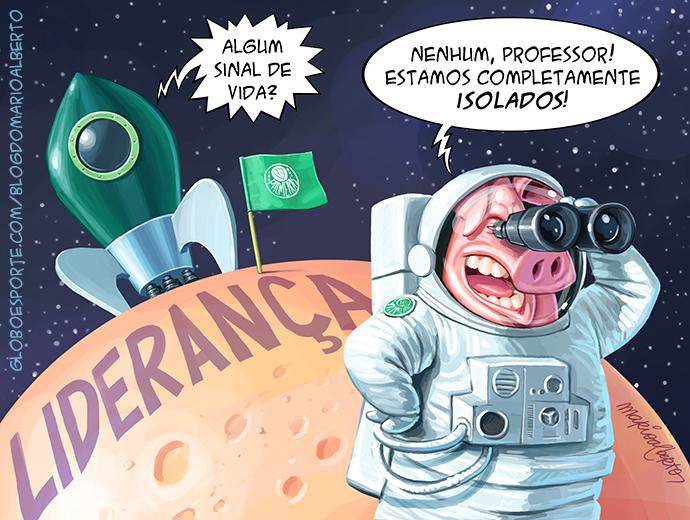 BLOG: A conquista do espaço