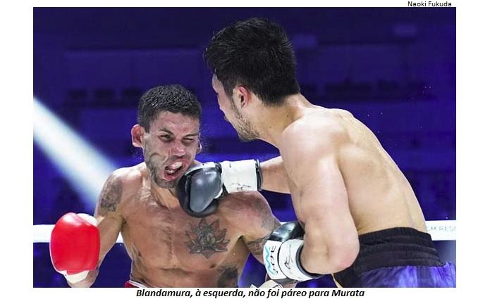 BLOG: Murata vence e Esquiva Falcão poderá ser o próximo adversário
