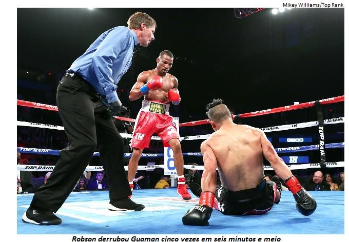 BLOG: Robson, Ramirez e Saucedo foram os vitoriosos em Oklahoma