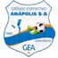 Logotipo do time Grêmio Anápolis