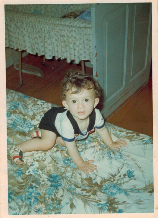 GSHOW - FOTOS: Mãe de Marco abre o álbum de infância do brother - Globo.com