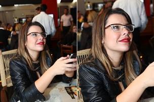 EGO -  Eu uso óculos!   famosos também se tornam fãs das armações ... 4b3c4f8e9a