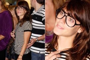 EGO -  Eu uso óculos!   famosos também se tornam fãs das armações ... 8e9546b1d3