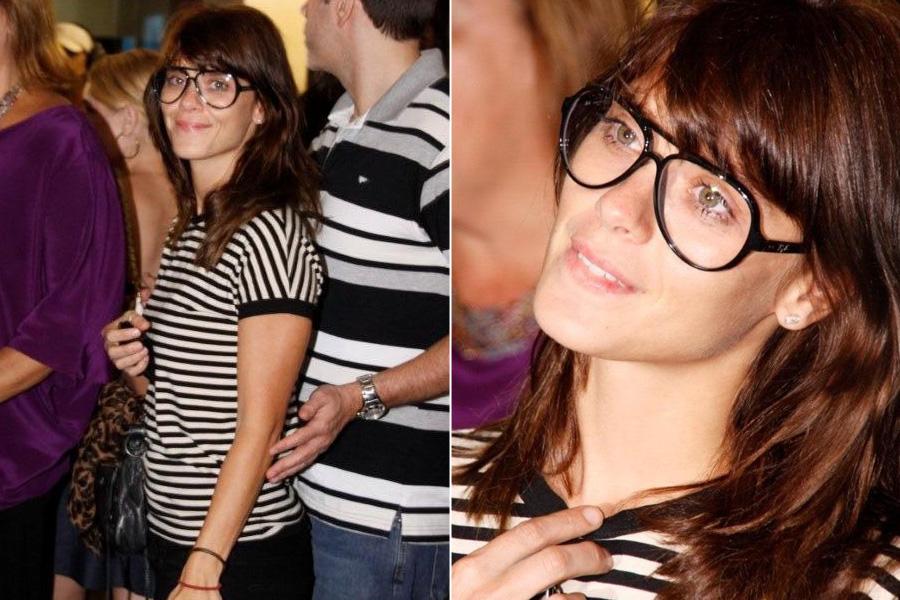 04279f33ce2f4 Eles usam óculos de grau como acessório de moda  confira os  quatro ...